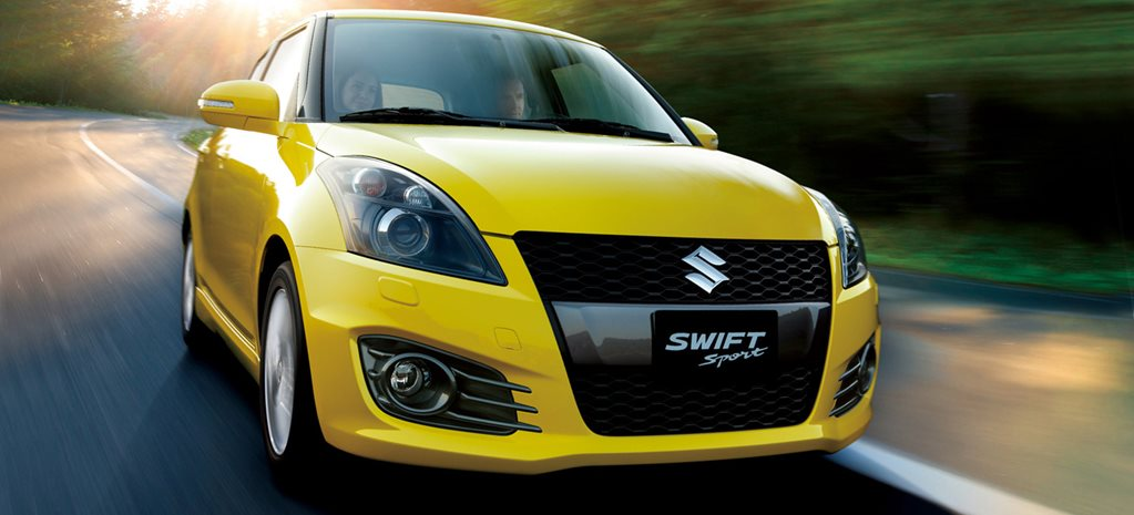 Snackable Review: Suzuki Swift Sport