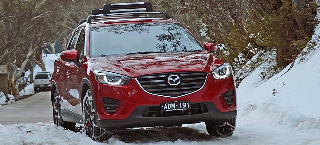 Tips for snow driving with a Mazda CX-5