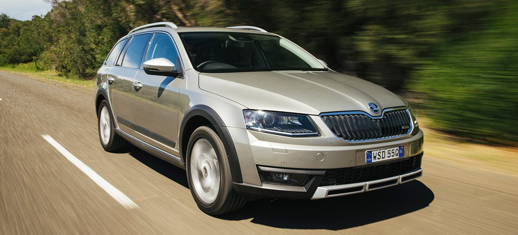 2015 Skoda Octavia Scout 4x4 First Drive Review