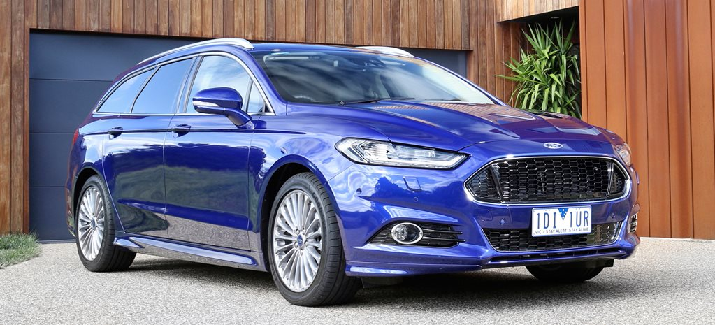 Snackable Review: Ford Mondeo