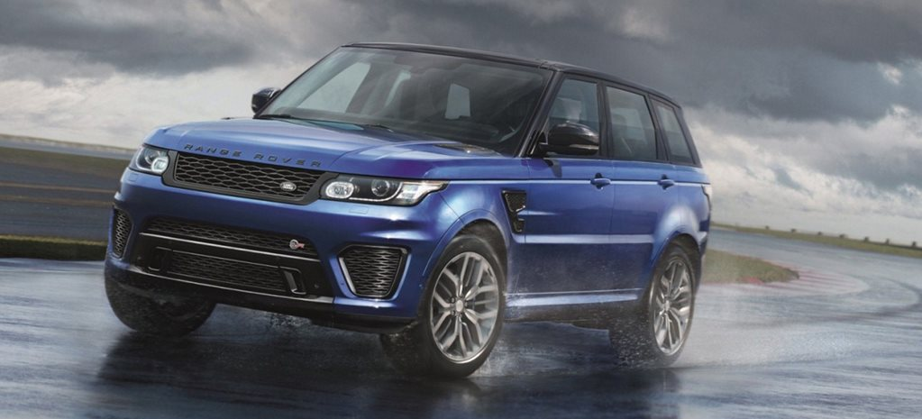 2015 Range Rover Sport SVR First Drive Review