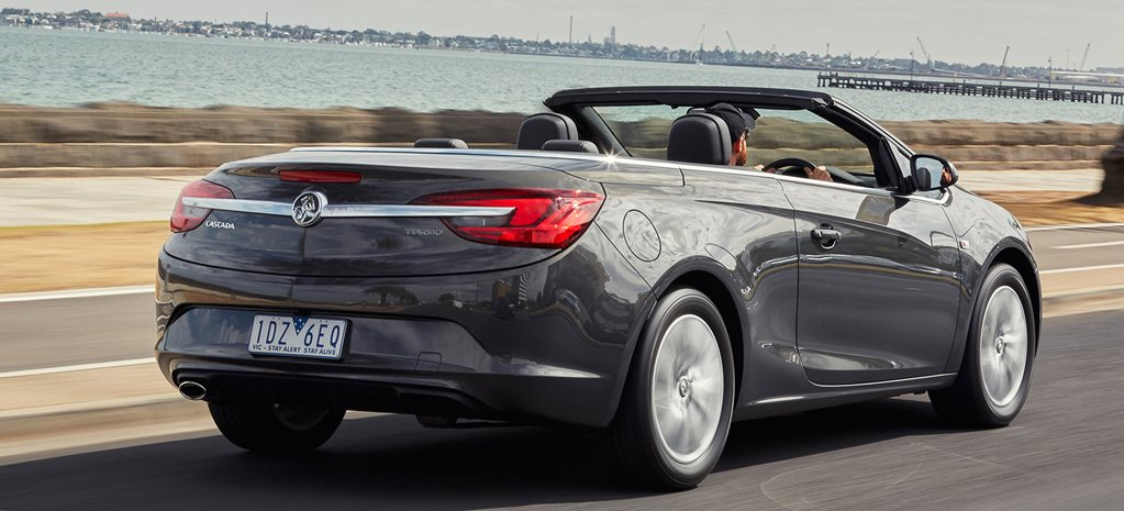2015 Holden Cascada First Drive Review