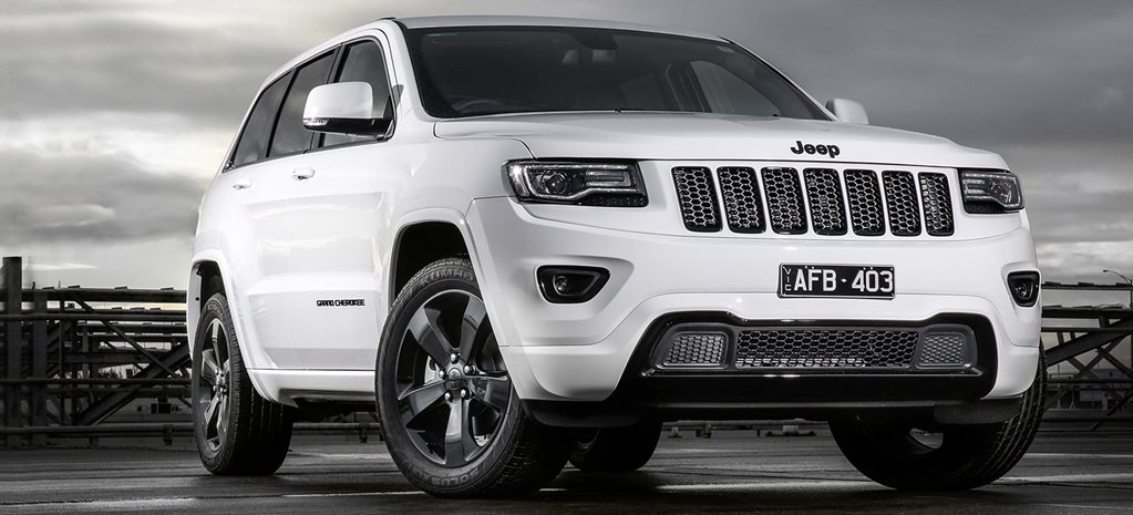 Snackable Review: Jeep Grand Cherokee