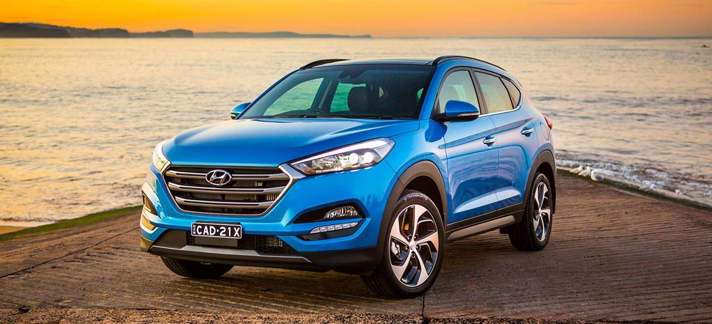 Snackable Review: Hyundai Tucson Highlander