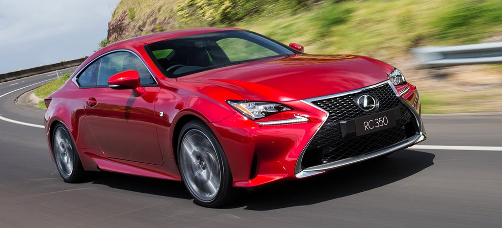 2015 Lexus RC 350 First Drive Review