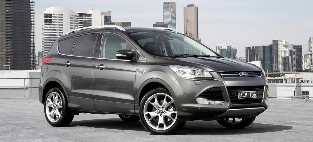 Snackable Review: Ford Kuga Titanium