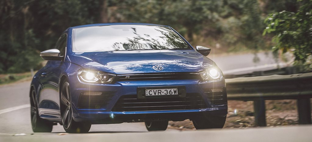 2015 Volkswagen Scirocco R First Drive Review