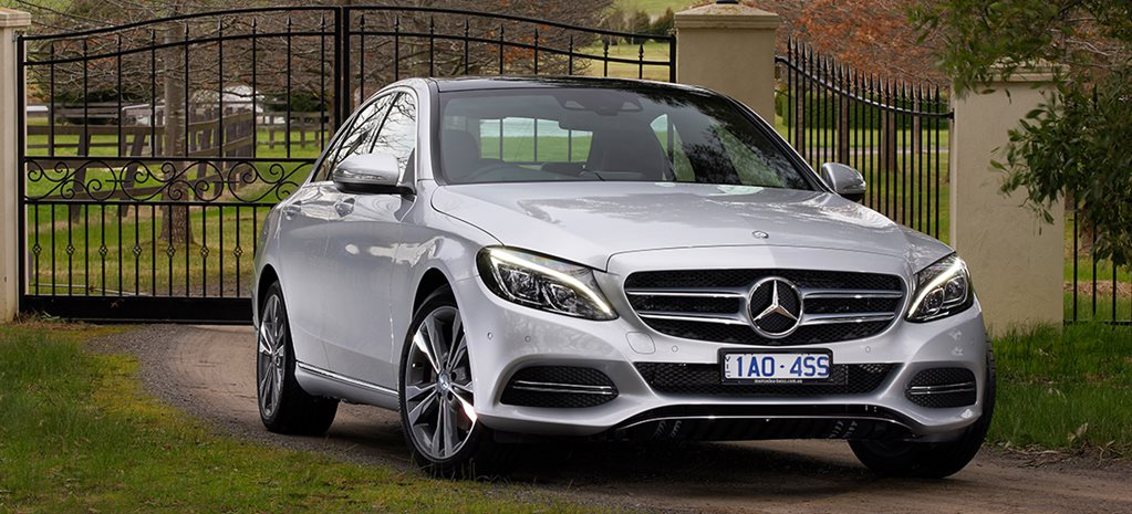 Snackable Review: Mercedes-Benz C200