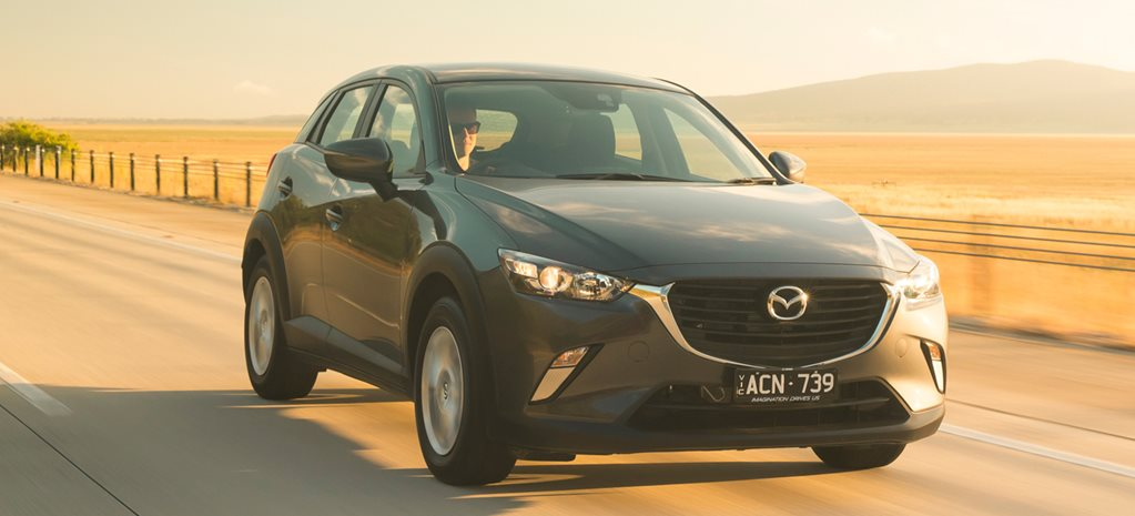2015 Mazda CX-3 First Drive Review