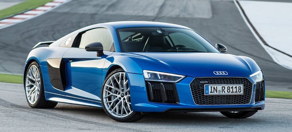 2015 Audi R8 First Drive Review