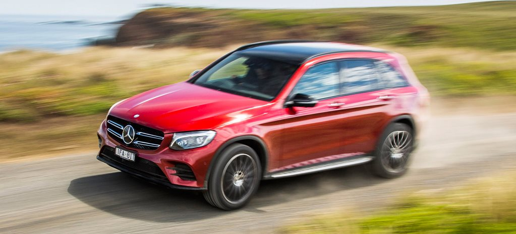 2015 Mercedes-Benz GLC First Drive Review