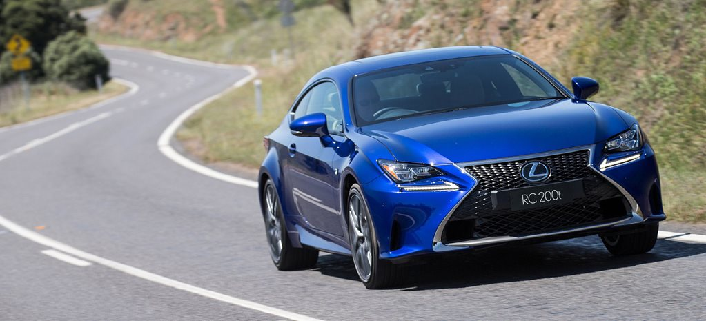 Lexus Rc Review Price Features