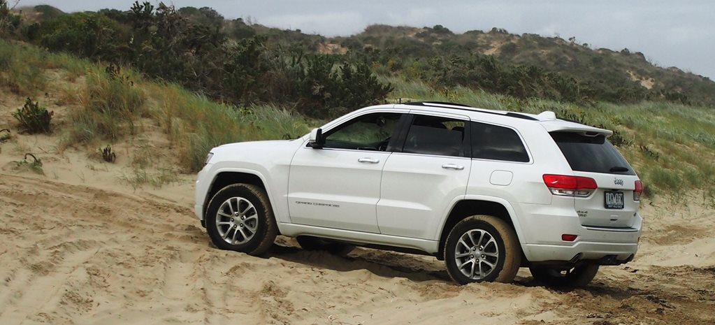 What a Jeep Grand Cherokee taught me about stereotypes