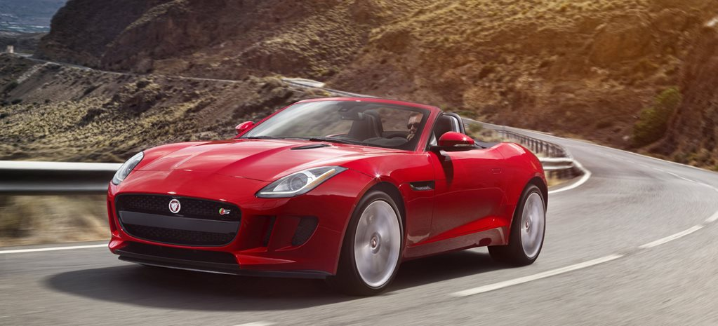 2015 Jaguar F-Type First Drive Review