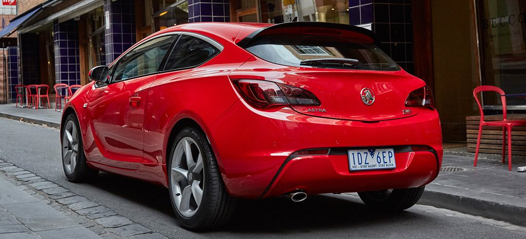 Snackable Review: Holden Astra GTC Sport