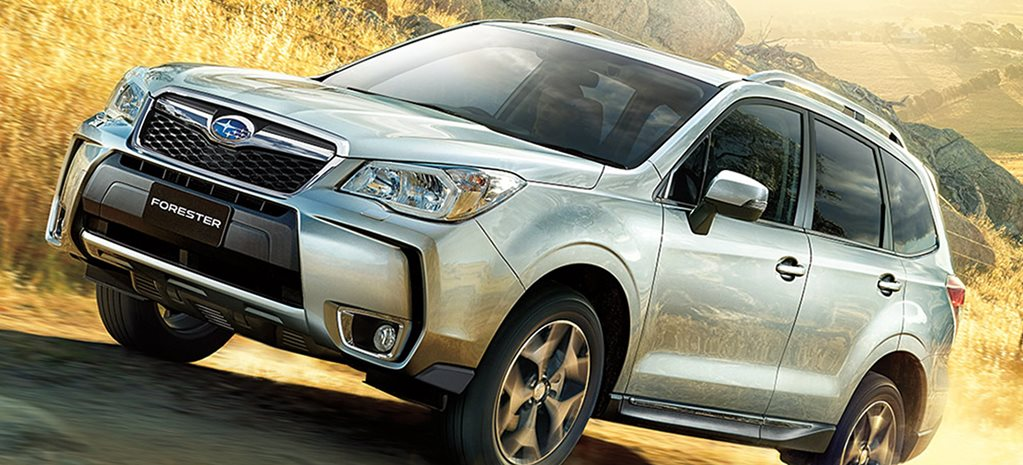 Snackable Review: Subaru Forester XT