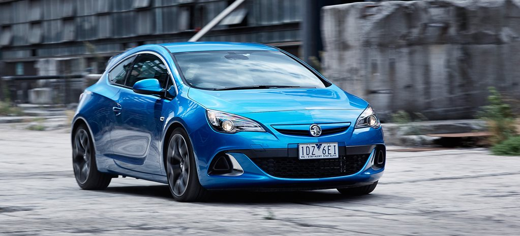 2015 Holden Astra VXR First Drive Review