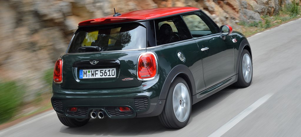 2015 Mini Cooper JCW First Drive Review
