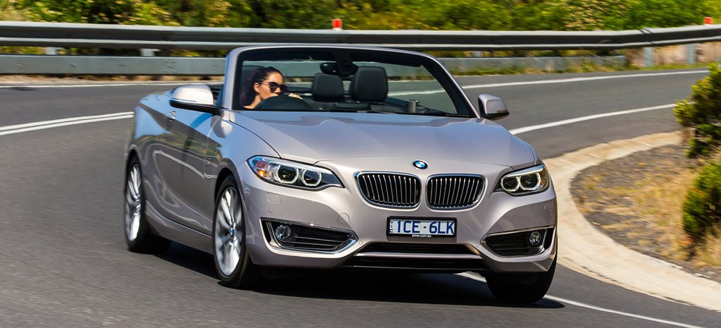2015 BMW 2 Series Convertible First Drive Review