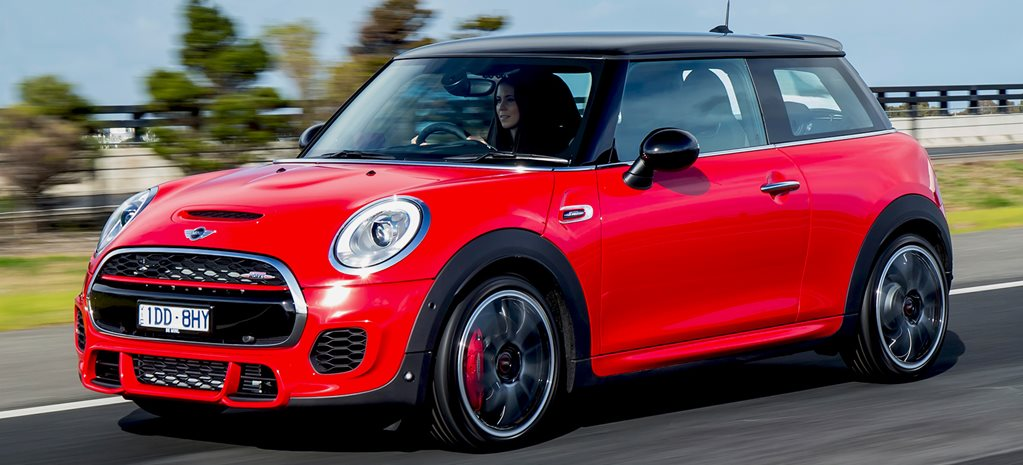 2015 Mini Cooper John Cooper Works First Drive Review