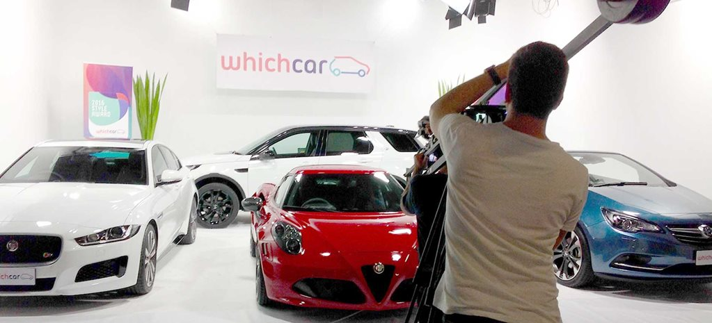 Video: Behind the scenes at the 2016 WhichCar Style Award