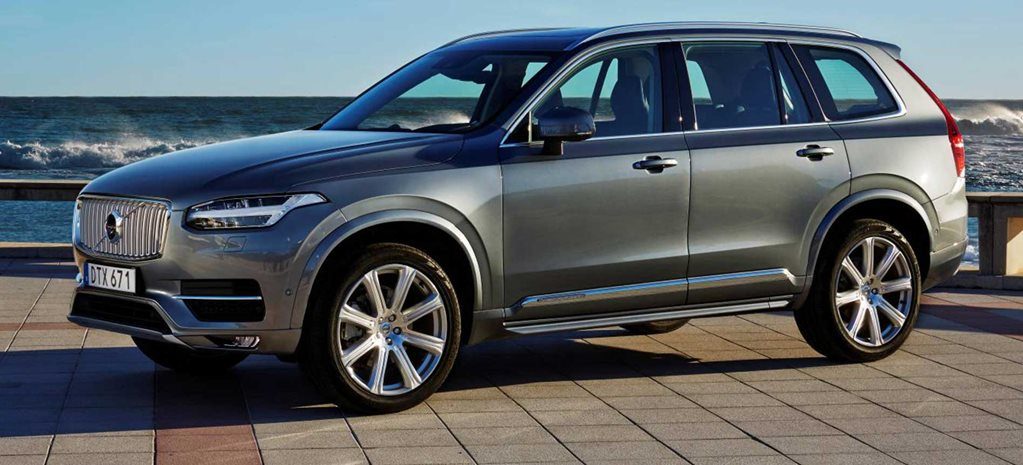 Volvo XC90 First Impressions
