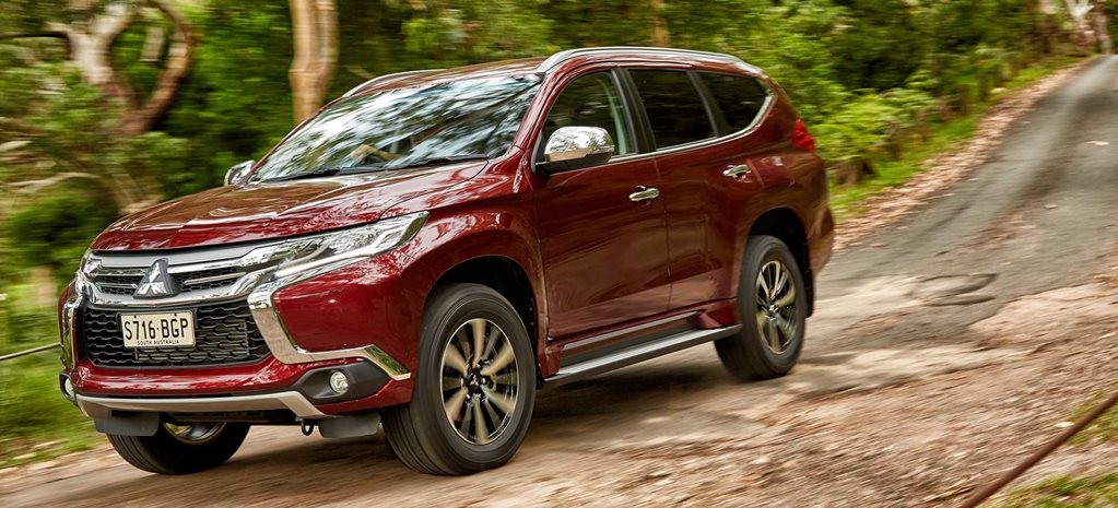 2016 Mitsubishi Pajero Sport First Drive Review