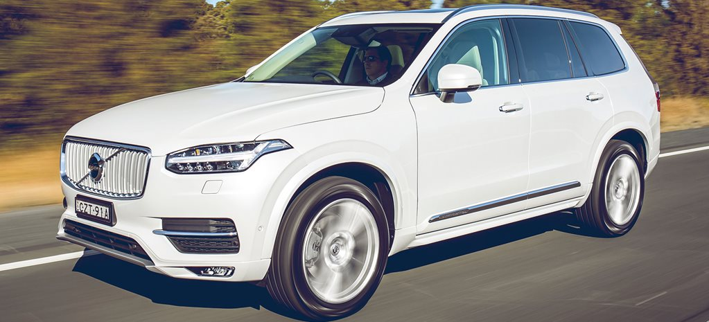 Snackable Review: Volvo XC90