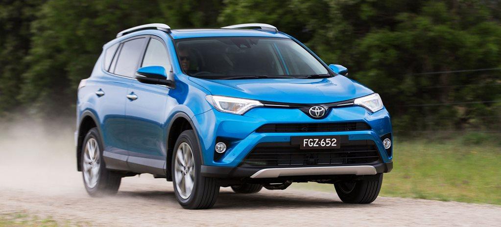 Superior 2018 Toyota RAV4 Range Review