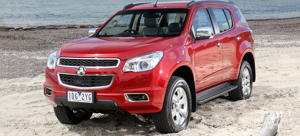Holden Colorado 7 Quick Review