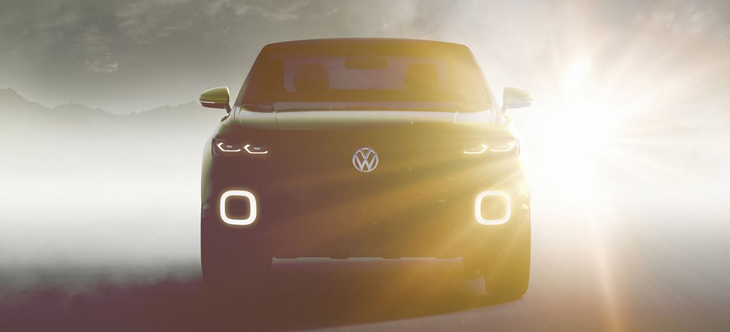 Volkswagen teases new SUV, hints at onslaught of new models