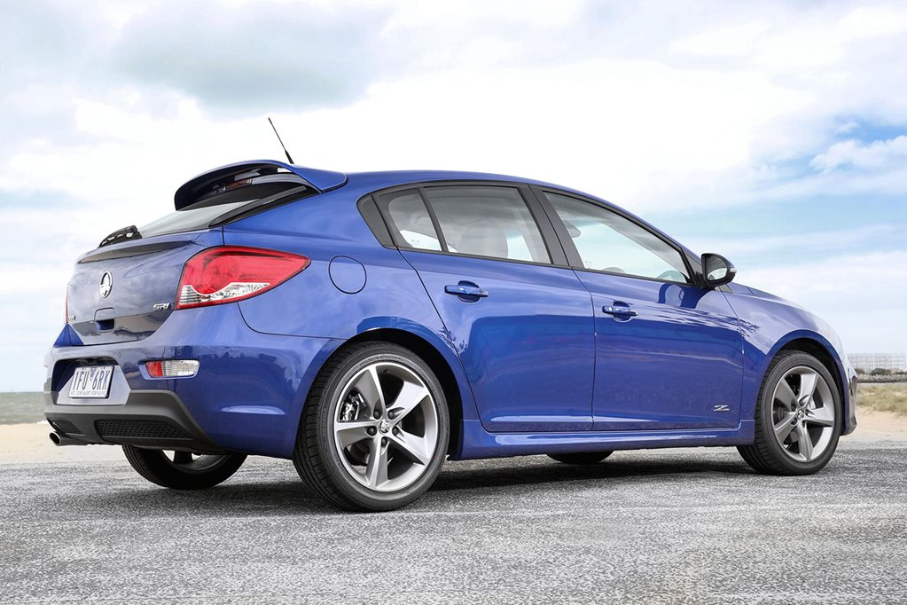 Holden Cruze 2015 2016 Review Price Features