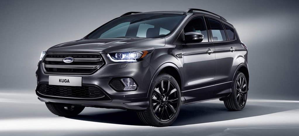 2017 Ford Kuga update revealed