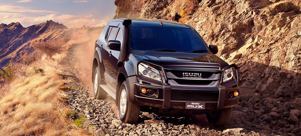 Isuzu MU-X Quick Review