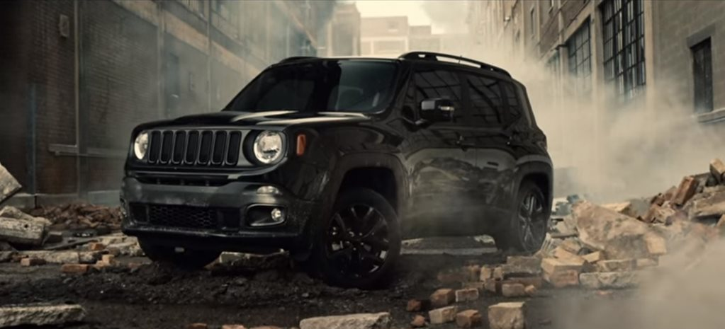 "FCA release Jeep Renegade ""Dawn of Justice"" Special Edition in the US"