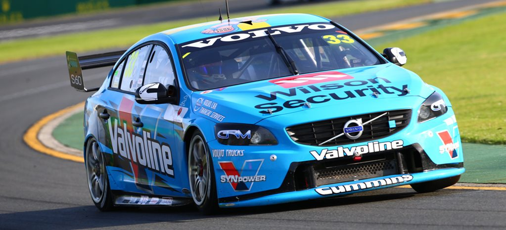 Clipsal 500 family zone with Volvo Cars Australia