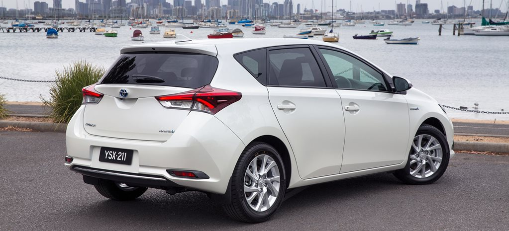 Top 10 selling passenger cars in Australia, February 2016