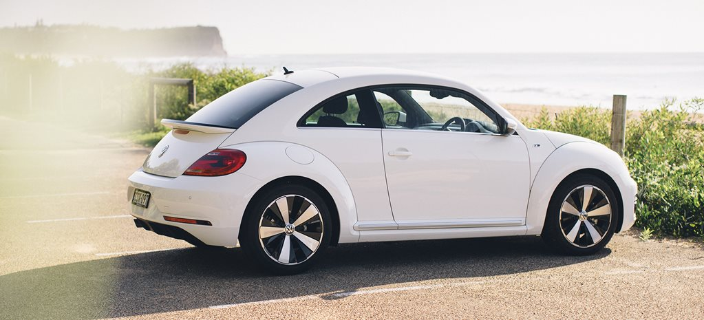 Volkswagen Beetle says goodbye to Australia