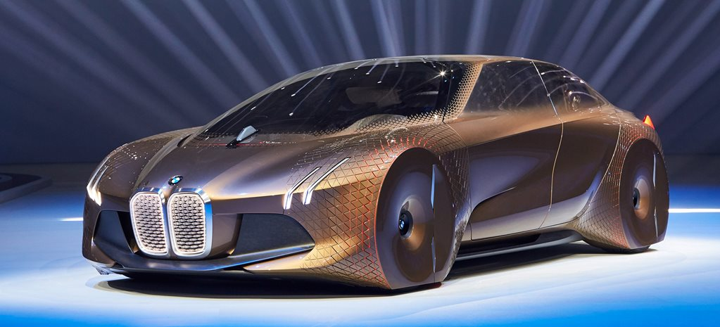 BMW Vision Next 100 concept is what we could be driving in 100 years