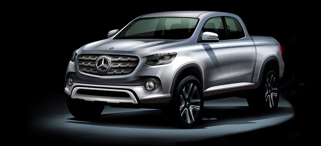 Mercedes-Benz GLT ute to be most powerful and safest on the market