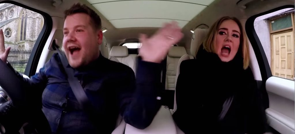 James Corden Turns Carpool Karaoke Into its Own Show