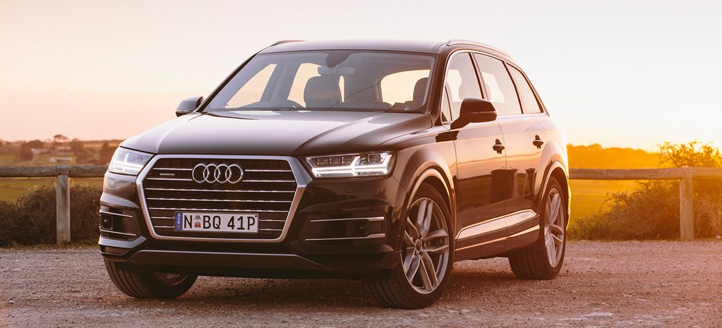 Audi Q7 range gets cheaper entry-level model