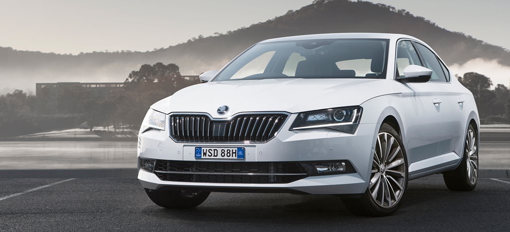 2016 Skoda Superb is, well, superb