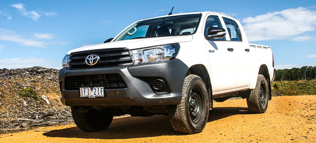 Toyota HiLux Workmate Double Cab review