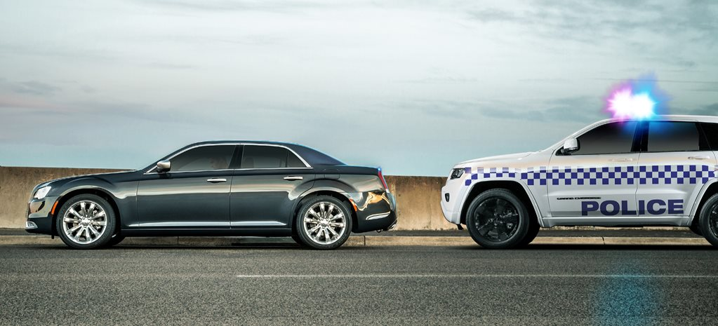 SUVS on the radar for highway patrol police cars