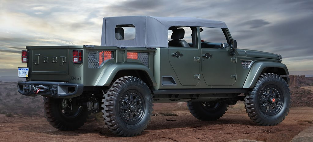 Easter Jeep Safari and New York motor show Jeep concepts