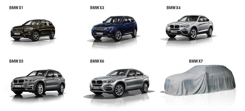 4x4 Bmw X7 >> X7 Premium Seven Seater On The Horizon