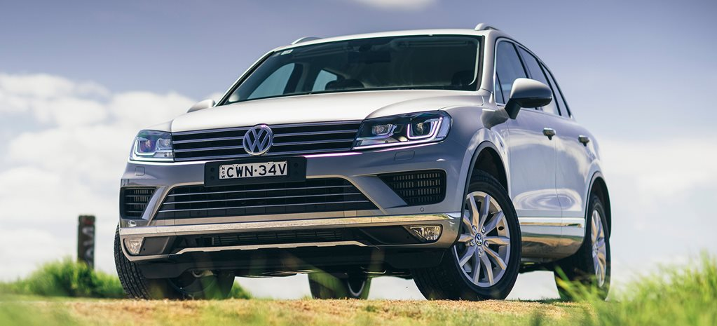 Recalled: 800,000 Volkswagen and Porsche SUVs
