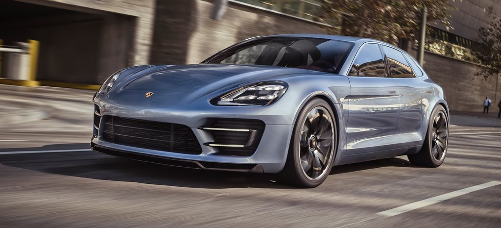 2017 Porsche Panamera set for Paris debut and Shooting Brake spin-off