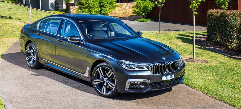 BMW 740i Quick Review